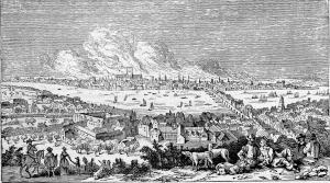 de grote brand van londen 1666