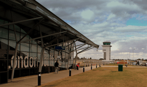 londen southend airport