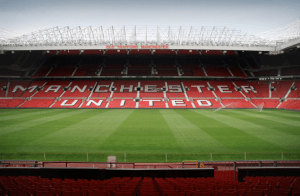 old trafford (manchester united)
